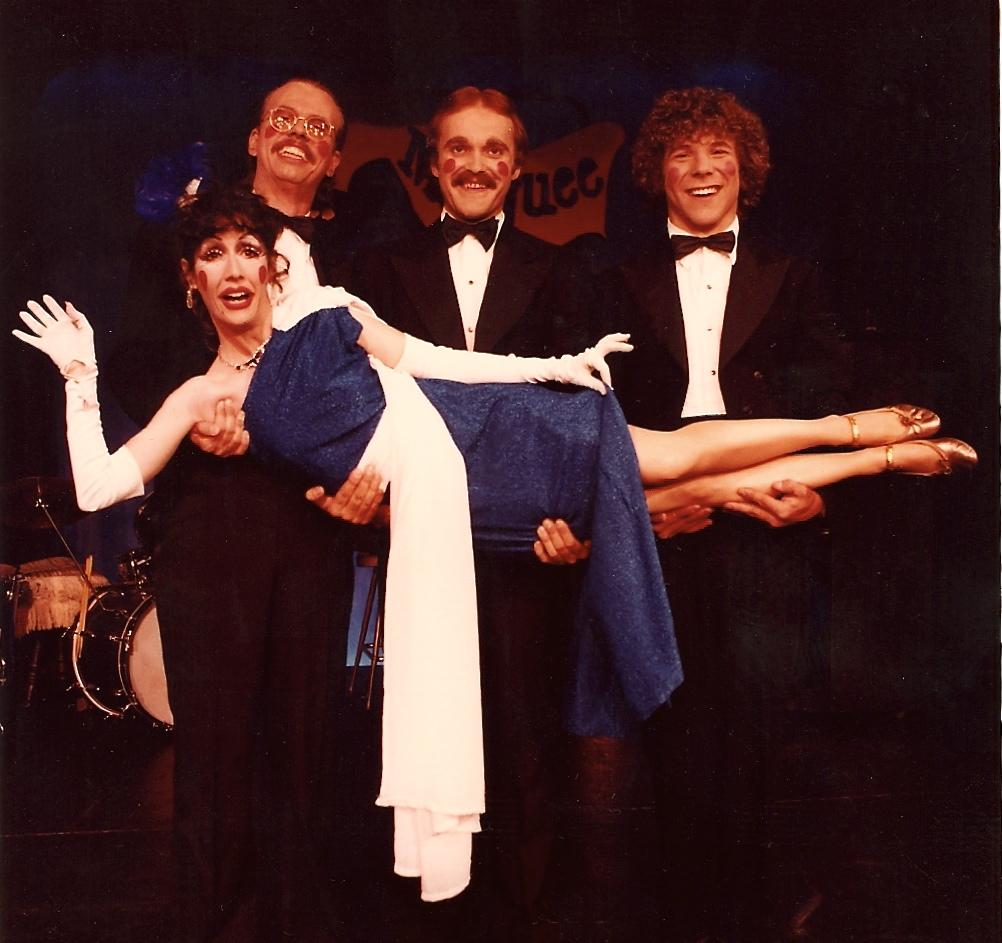 As Stephanie in Marquee at Sierra Repertory Theatre